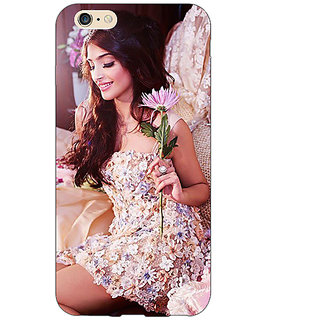 EYP Bollywood Superstar Sonam Kapoor Back Cover Case For Apple iPhone 6 Plus 171063