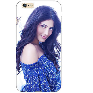 EYP Bollywood Superstar Shruti Hassan Back Cover Case For Apple iPhone 6 Plus 171065