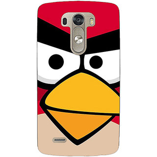 EYP Angry Birds Back Cover Case For Lg G3 D855 221422