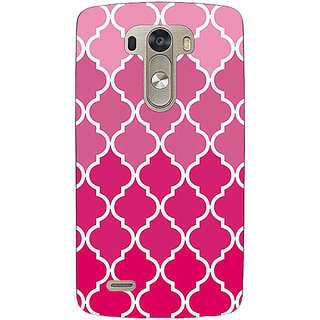 EYP Morocco Pattern Back Cover Case For Lg G3 D855 221439