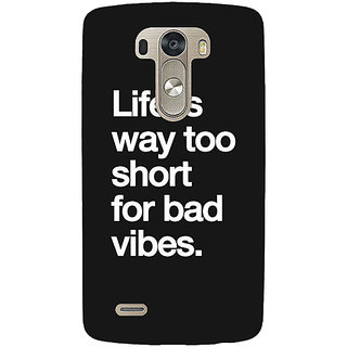 EYP Quote Back Cover Case For Lg G3 D855 221477