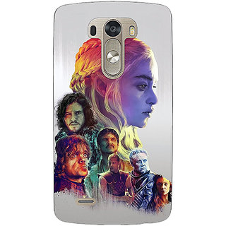 EYP Game Of Thrones GOT All Back Cover Case For Lg G3 D855 221529