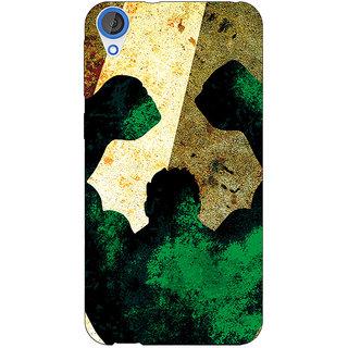 EYP Superheroes Hulk Back Cover Case For HTC Desire 820Q 290328