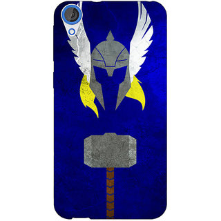EYP Superheroes Thor Back Cover Case For HTC Desire 820Q 290338