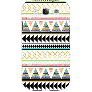 EYP Aztec Girly Tribal Back Cover Case For Samsung Galaxy S3 Neo 340067