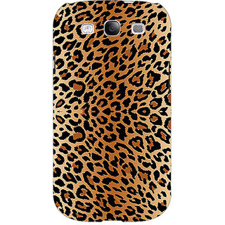 EYP Cheetah Leopard Print Back Cover Case For Samsung Galaxy S3 Neo GT- I9300I 350078