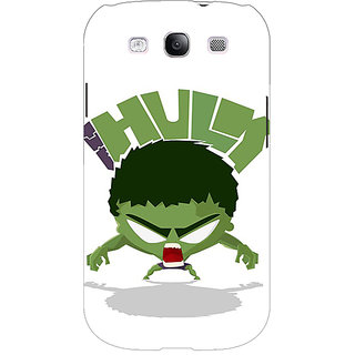EYP Superheroes Hulk Back Cover Case For Samsung Galaxy S3 Neo 340323