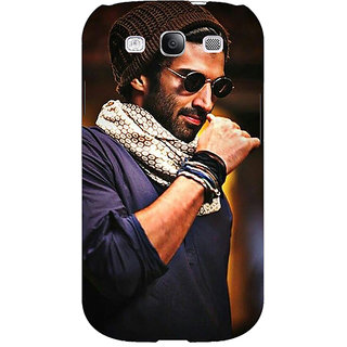 EYP Bollywood Superstar Aditya Roy Kapoor Back Cover Case For Samsung Galaxy S3 Neo 340912