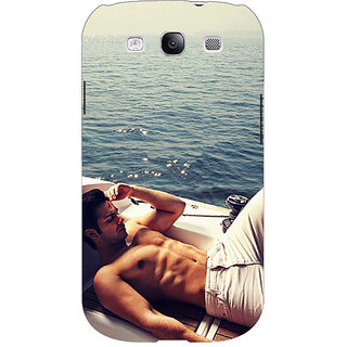 EYP Bollywood Superstar Varun Dhawan Back Cover Case For Samsung Galaxy S3 Neo 340931