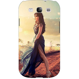 EYP Bollywood Superstar Jacqueline Fernandez Back Cover Case For Samsung Galaxy S3 Neo 340990