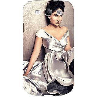EYP Bollywood Superstar Kareena Kapoor Back Cover Case For Samsung Galaxy S3 Neo 341007