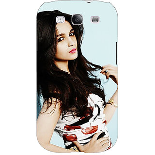 EYP Bollywood Superstar Alia Bhatt Back Cover Case For Samsung Galaxy S3 Neo 341012