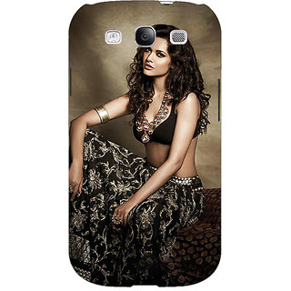 EYP Bollywood Superstar Esha Gupta Back Cover Case For Samsung Galaxy S3 Neo 341029
