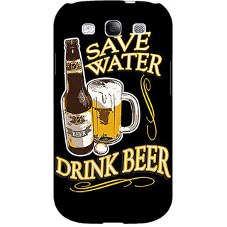 EYP Beer Quote Back Cover Case For Samsung Galaxy S3 Neo 341235