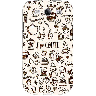 EYP Coffee Love Back Cover Case For Samsung Galaxy S3 Neo 341430