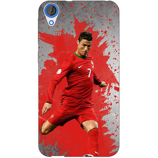 EYP Cristiano Ronaldo Portugal Back Cover Case For HTC Desire 820Q 290318