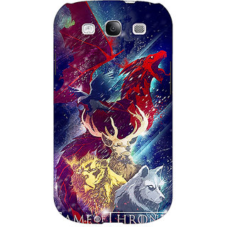 EYP Game Of Thrones GOT House Targaryen  Back Cover Case For Samsung Galaxy S3 Neo GT- I9300I 350148