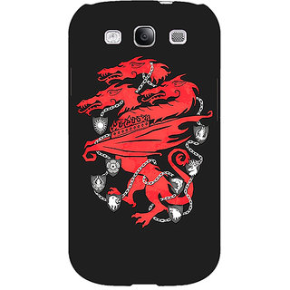 EYP Game Of Thrones GOT House Lannister  Back Cover Case For Samsung Galaxy S3 Neo GT- I9300I 350157