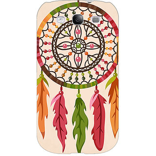 EYP Dream Catcher  Back Cover Case For Samsung Galaxy S3 Neo GT- I9300I 350191
