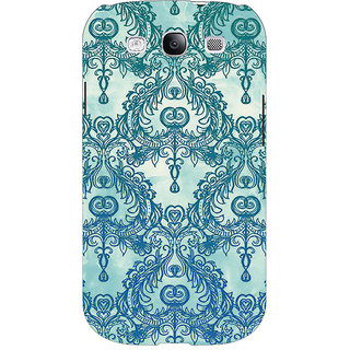 EYP Vintage Pattern Back Cover Case For Samsung Galaxy S3 Neo GT- I9300I 350223
