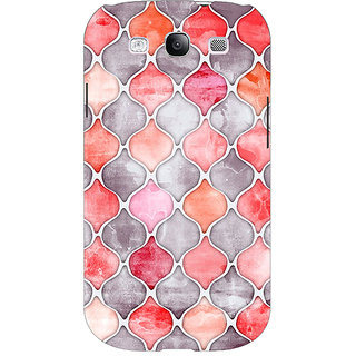 EYP Morrocan Pattern Back Cover Case For Samsung Galaxy S3 Neo GT- I9300I 350224
