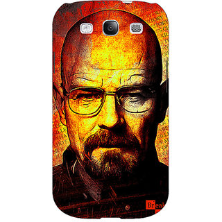 EYP Breaking Bad Heisenberg Back Cover Case For Samsung Galaxy S3 Neo GT- I9300I 350405