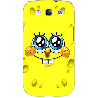 EYP Spongebob Back Cover Case For Samsung Galaxy S3 Neo GT- I9300I 350464