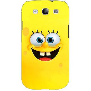 EYP Spongebob Back Cover Case For Samsung Galaxy S3 Neo GT- I9300I 350467