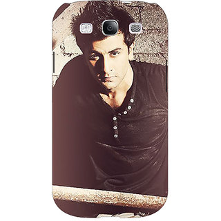 EYP Bollywood Superstar Ranbir Kapoor Back Cover Case For Samsung Galaxy S3 Neo GT- I9300I 350903