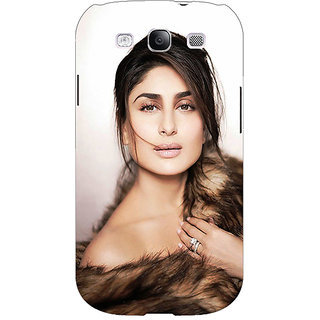 EYP Bollywood Superstar Kareena Kapoor Back Cover Case For Samsung Galaxy S3 Neo GT- I9300I 351045