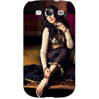 EYP Bollywood Superstar Nargis Fakhri Back Cover Case For Samsung Galaxy S3 Neo GT- I9300I 351049