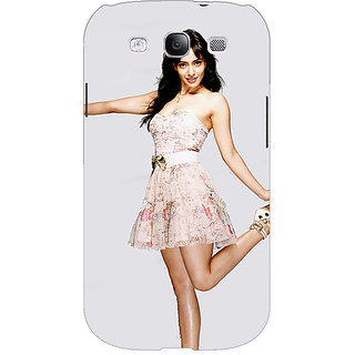EYP Bollywood Superstar Neha Sharma Back Cover Case For Samsung Galaxy S3 Neo GT- I9300I 351059