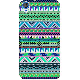 EYP Aztec Girly Tribal Back Cover Case For HTC Desire 820Q Dual Sim 360064