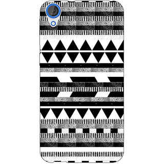EYP Aztec Girly Tribal Back Cover Case For HTC Desire 820Q Dual Sim 360069