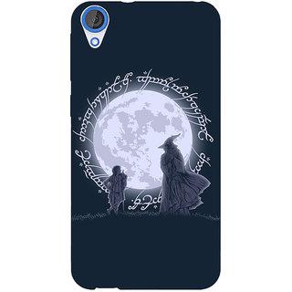 EYP LOTR Hobbit  Back Cover Case For HTC Desire 820Q Dual Sim 360378