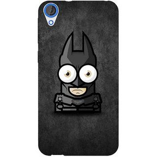 EYP Big Eyed Superheroes Batman Back Cover Case For HTC Desire 820Q Dual Sim 360395