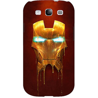 EYP Superheroes Ironman Back Cover Case For Samsung Galaxy S3 Neo GT- I9300I 350025