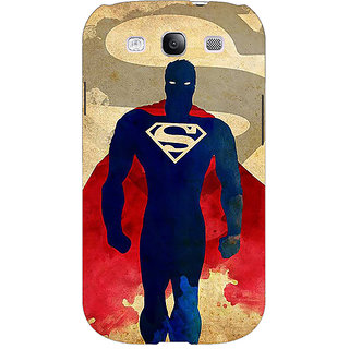 EYP Superheroes Superman Back Cover Case For Samsung Galaxy S3 Neo GT- I9300I 350040