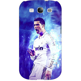 EYP Cristiano Ronaldo Real Madrid Back Cover Case For Samsung Galaxy S3 Neo GT- I9300I 350308