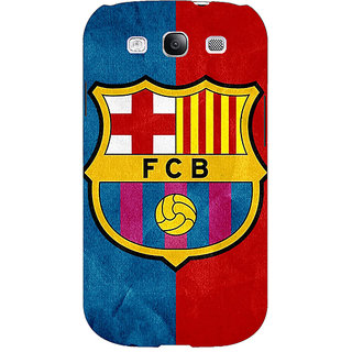 EYP Barcelona Back Cover Case For Samsung Galaxy S3 Neo GT- I9300I 350537