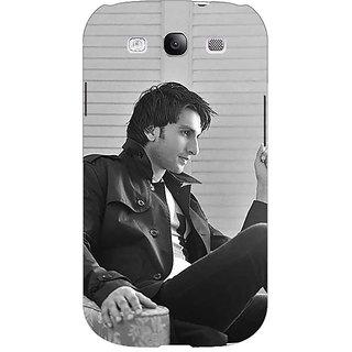 EYP Bollywood Superstar Ranveer Singh Back Cover Case For Samsung Galaxy S3 Neo GT- I9300I 350945