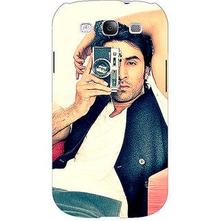 EYP Bollywood Superstar Ranbir Kapoor Back Cover Case For Samsung Galaxy S3 Neo GT- I9300I 350961