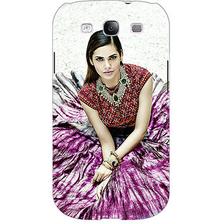 EYP Bollywood Superstar Esha Gupta Back Cover Case For Samsung Galaxy S3 Neo GT- I9300I 350968