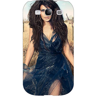 EYP Bollywood Superstar Jacqueline Fernandez Back Cover Case For Samsung Galaxy S3 Neo GT- I9300I 350992