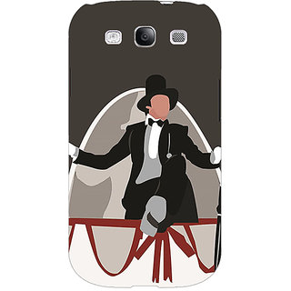 EYP Bollywood Superstar Anthony Gonsalves Back Cover Case For Samsung Galaxy S3 Neo GT- I9300I 351115