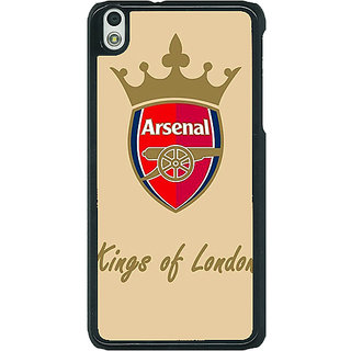 EYP Arsenal Back Cover Case For HTC Desire 816G 400503