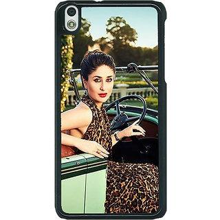 EYP Bollywood Superstar Kareena Kapoor Back Cover Case For HTC Desire 816G 401054