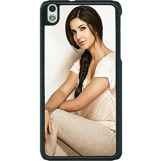 EYP Bollywood Superstar Katrina Kaif Back Cover Case For HTC Desire 816G 401055