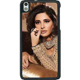 EYP Bollywood Superstar Nargis Fakhri Back Cover Case For HTC Desire 816G 401057