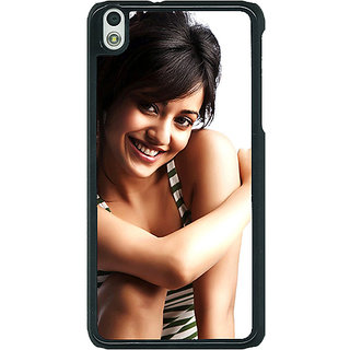 EYP Bollywood Superstar Neha Sharma Back Cover Case For HTC Desire 816G 401058